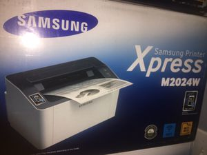 New! Samsung Laser Printer, sealed in box for Sale in Las Vegas, NV