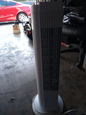 Tower fan for Sale in Fountain Valley, CA