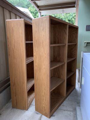 2 Bookshelves for Sale in Corona, CA