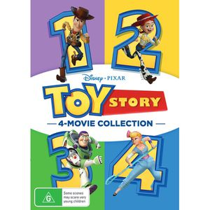 4K Toy Story Collection — iTunes for Sale in Cerritos, CA