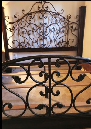 King Bed frame for Sale in North Bethesda, MD