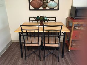 DINNING ROOM SET for Sale in Pompano Beach, FL