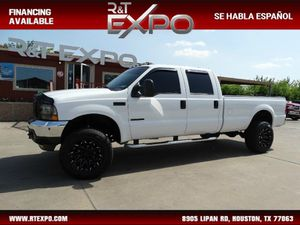 2002 Ford Super Duty F-350 SRW for Sale in Houston, TX