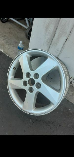 "Acura TL 17x7 One alloy wheel 5x114""l lug nut pattern *Only One* for Sale in Fontana, CA"