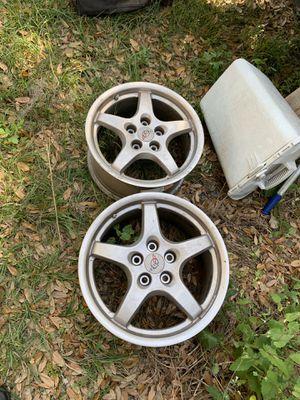 """Original Magnesium Corvette Rims 17"""" (4) for Sale in Kissimmee, FL"""