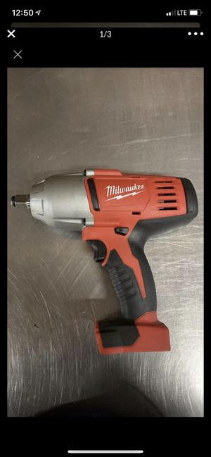 Brand new Milwaukee 1/2 impact wrench m18 - *firm pricing* 2663-20 for Sale in Gaithersburg, MD