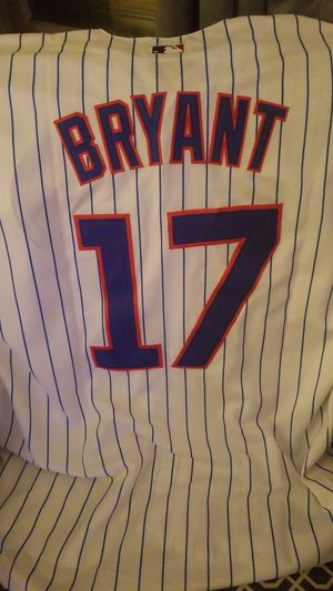 Kris Bryant Chicago Cubs Home Jersey for Sale in Chicago, IL