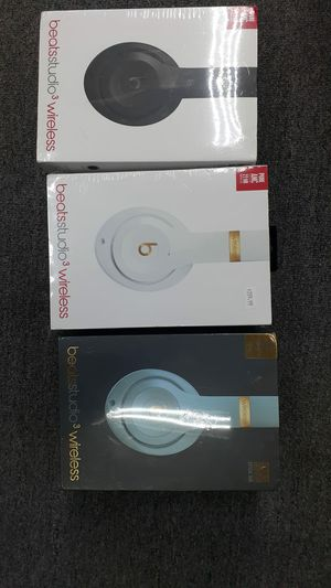 Brand New Beats Studio 3 Wireless Sealed for Sale in The Bronx, NY