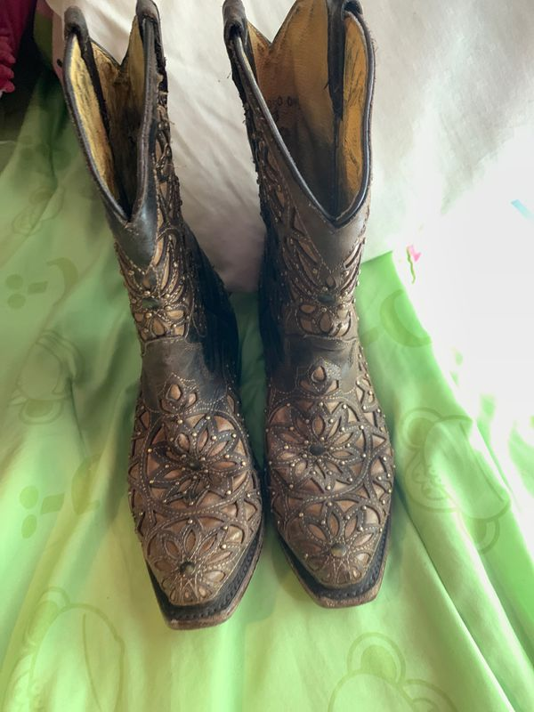 Boots 21 mexicano