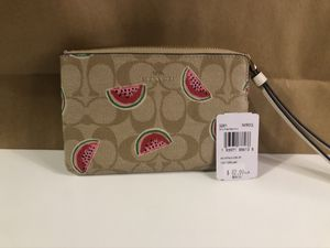 Coach coin purse for Sale in Apple Valley, CA
