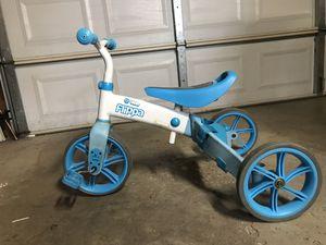 Tricycle (turns balance bike) for Sale in Boyne City, MI