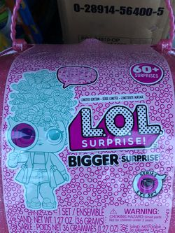 New LOL Bigger Surprise 60+ 2- Available for Sale in Los Gatos,  CA