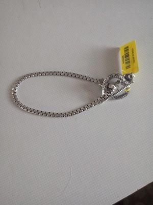 Bali handcrafted bracelet. 925 Sterling for Sale in Rustburg, VA