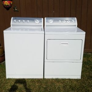 Kenmore Washer Machine And Gas Dryer for Sale in Henderson, NV