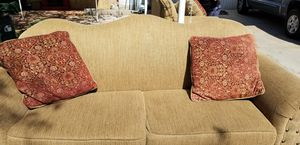No stains no rips great condition couches!! for Sale in Phoenix, AZ