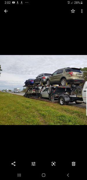 Trailer 6 cars for Sale in Hialeah, FL