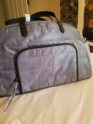 Gray duffle bag for Sale in Houston, TX