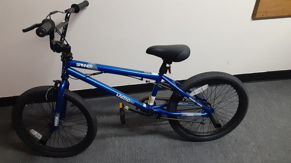 It's a Brand New Boyz street bike I got it from my son but he is not interested in it he wants a mountain bike so I'm deciding to sell it today