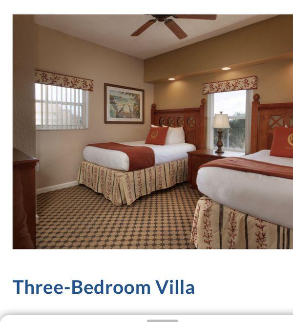 Rento resort 3 recamaras Orlando florida