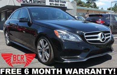 2015 Mercedes-Benz E-Class for Sale in Portland,  OR