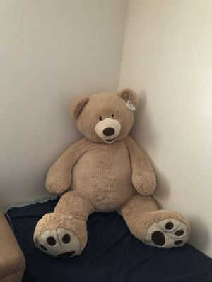 HUGE teddy bear 53 inches tall NEW for Sale in South Jordan, UT