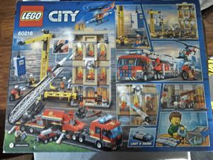 Lego City for Sale in Los Angeles, CA