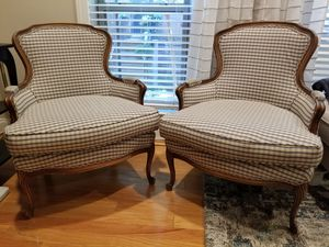 Antique claw foot chairs. for Sale in Washington, DC