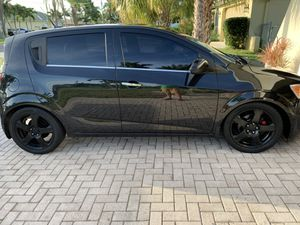 2012 Chevy Sonic LTZ 6spd Turbo for Sale in Cape Coral, FL