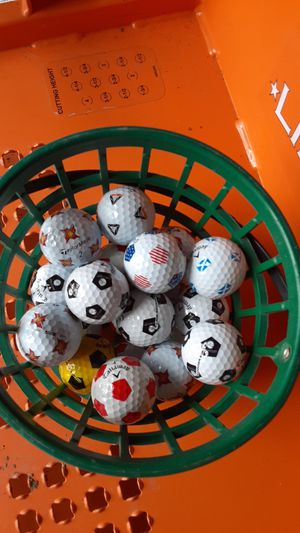 Soccer ball golf balls for Sale in Monroe, NC