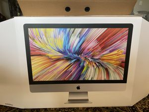 """Empty boxes of iMac 27"""" for $150 or Best Offer for Sale in Tampa, FL"""