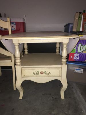 Project piece dining table for Sale in Surprise, AZ