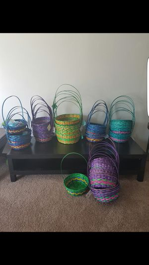 New baskets never used 48 pieces for Sale in El Cajon, CA