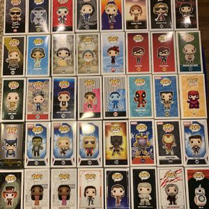 Funko POP! Collection For Sale! Star Wars, Disney, Marvel for Sale in Tempe, AZ