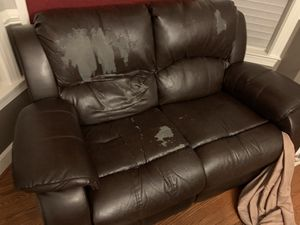Free recliner sofa for Sale in Reston, VA