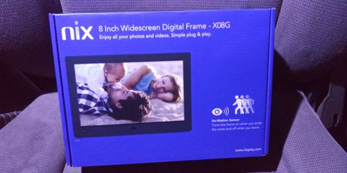 "8"" widescreen digital frame for Sale in Grandview,  IL"
