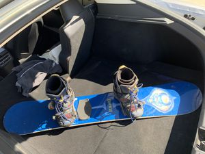 Snowboard - Blue for Sale in Santa Ana, CA