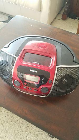 RCA cd player/radio for Sale in Tacoma, WA