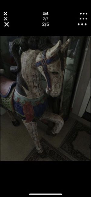 Horse sculpture stunning peace for Sale in Poway, CA