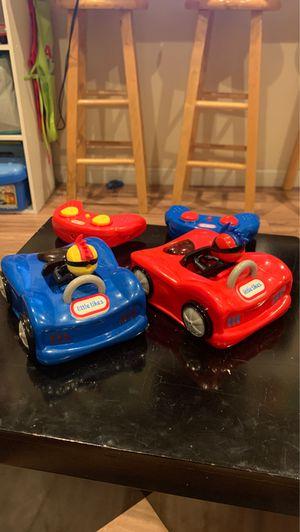 Little tikes bumper-car remote control cars for Sale in Stockton, CA