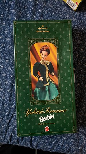 Yuletide Romance Barbie Hallmark for Sale in Des Plaines, IL