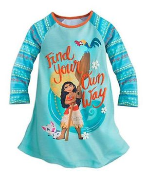 $15 Disney Pajama Moana SIZE 3 for Sale in Winter Garden, FL