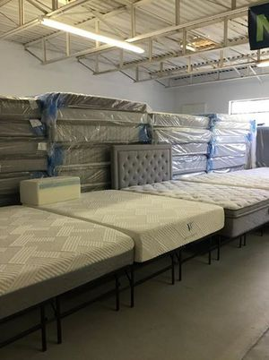 Mattresses for sale! 50-80% off retail! for Sale in Rocky Mount, NC