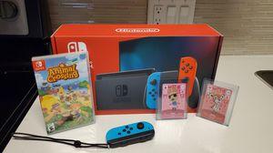 Nintendo switch bundle for Sale in Denver, CO
