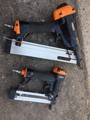 Freeman nail gun and staple gun for Sale in Fresno, CA
