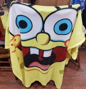 Kids Spongebob snuggie for Sale in Williamstown, PA