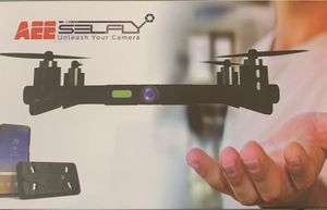 AAE SELFLY DRONE FACTORY SEALED for Sale in St. Petersburg, FL