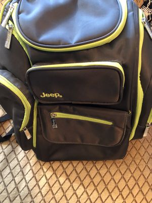 Jeep Diaper Bag for Sale in Gresham, OR
