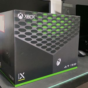 Xbox Series X. Brand New. for Sale in Seattle, WA