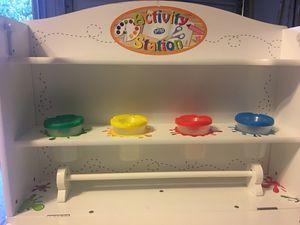 Kids art desk for Sale in UPR MARLBORO, MD