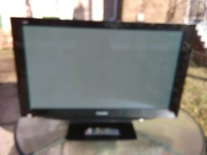 Black Panasonic 42 inch TV with remote control and HDMI port for Sale in Washington, DC